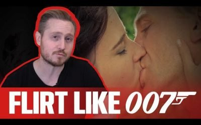 JAMES BOND GAME – 007's Flirting Secrets and Why They Work in the Real World